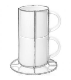 Набор кофейных кружек под сублимацию