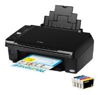 Ошибка принтера Epson
