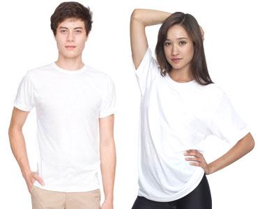 Сублимационные футболки для печати